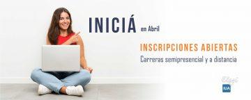 Inscripciones abiertas para Curso de Inducción en modalidad distancia y semipresencial – Inicio Abril 2020